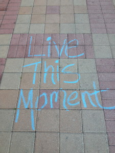 Live This Moment